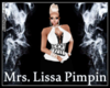 Mrs PimpIn Frame