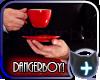 ~D~ Dangerboy Floor Sign