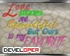 :D Love Story 3D Qoute