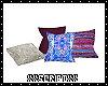 SCR. Boho Pillows
