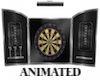 Dartboard - animated