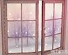 Bliss Snowy Window