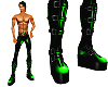 Emerald Boots Male