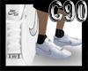 [C90]NK-Classic White