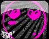 Love/5k Support Sticker