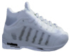D2 white/grey trainers