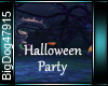 [BD]HalloweenParty