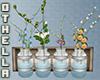 Easter Wall Flower Jars