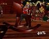Christmas Rk'n Horse
