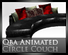 [Nic]Qba Circle Couch