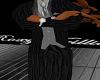 Black Sharp Dress Suit