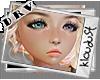 KD^FLORA 2TONE HEAD V.2