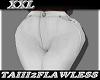 [TT]White jeans XXL