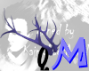 AnyNoseSkin Antlers M