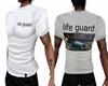 salva vidas camiseta