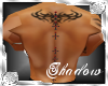{SP}M Black Spine Cross