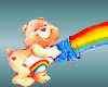 Rainbow carebear