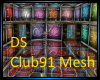 DS Club91 room mesh