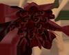 {r}Red Wedding Bouquet