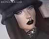 ¤ Hat Hair Ash