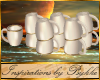 I~Fine China Coffee Mugs