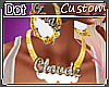 !1D! Clovdz Chain Cstm