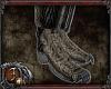 [J] Bone Claw Boots-M