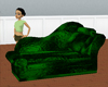 Green Couch w/ poses