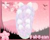B| Pastel Dino - Tail