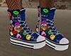 GL-Tegan Blue Sneakers