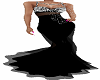 BLack Dress Gems