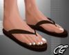CG | Flip FLops Brown