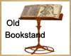 Old Bookstand