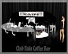 xRx Club Rain coffee bar
