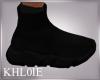 K all black kicks