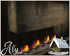Overlook Fire Place