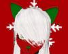 Christmas Wolf Ears