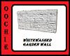 garden wall - white