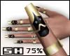 *SH Cleopatra B/G SM75%