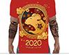 Chinese New Year Shirt M