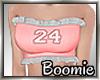 🌸 24 pink top
