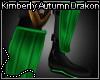 KA MK Reptile Boots