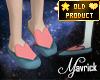 : M : Pilot Pearl Shoes