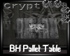 BH Pallet Table