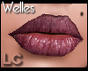 LC Welles Fall Violet