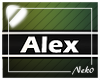 *NK* Alex (Sign) M