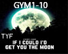 Get you the moon - kina