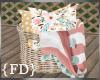 {FD}Summer Pillow Basket