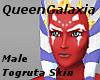 [QG]Male Togruta Skin