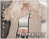 [Is] Layerable Coat Crem